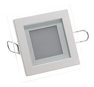6 W 10 SMD 5730 320 LM Cool White Ceiling Lights AC 85-265 V