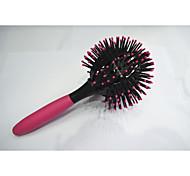 Hair Salon Spherical Plastic Comb