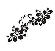 Plant Flowers Bumper Special Car Stickers.