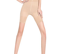 High Waist Hip Thin Thighs Hot Pants, 480D Fat Burning Skinny Stretch Pants One-Size-Fits-All