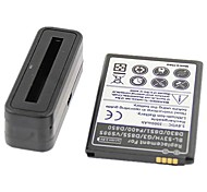 High Capacity 3.8V 3500mAh Batteries and Batteries Charger for  LG G3