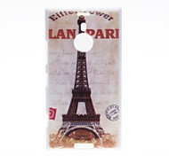 Kinston Paris Tower Pattern Plastic Hard Case for Nokia Lumia 1520