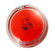1 Color Vivid Orange Lip Gloss