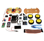 Bluetooth multifunctional car Kits for Arduino (With 1602 LCD Display)