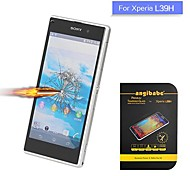 Angibabe 0.3mm Explosion-Proof Toughened Screen Protector for Sony Xperia Z1 L39h