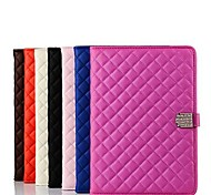 Grid Pattern Shockproof and Anti-scratch Protective Case Cover for iPad Air /iPad 5 (Assorted Colors)