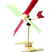 DIY Maglev Wind Measurement