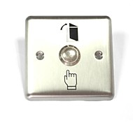 High Quality Door Exit Button Push Stainless Steel Square Switch For PY-DB5