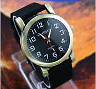Mens Boys Army Officer Green Suit Bezel Military War Outdoor Sports Watch(Assorted Colors) Cool Watch Unique Watch