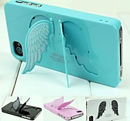 DSD® Colorful Cute Angel's Wings ABS Case Cover for iPhone 4/4S(Assorted Colors)