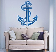 JiuBai™ Anchor Wall Sticker Wall Decal, 57CM*72CM