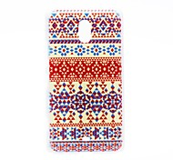 Kinston Art Carpet Pattern Plastic Hard Case for Nokia Lumia 1320