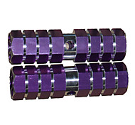 DOMNT 1 Pair BMX Bike Aluminum Alloy Rear Front Axle Purple Solid Foot Pegs