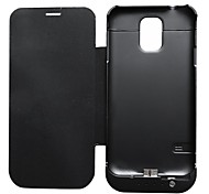 Link Dream 3800 mAh External Backup Battery  Case with cover for Samsung Galaxy S5 I9600