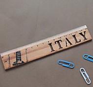 vindima oca-out régua de madeira (Itália)