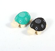 Creative Small Turtle Rubber (2PCS)