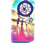 Dream Catcher Pattern Full Body Case with Card Slot for HuaWei Y300