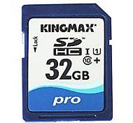 genuíno cartão de memória SDHC pro Kingmax - 32gb (classe 10)