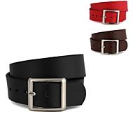 simples bracelet unisexe double emballage de cuir (1pc)