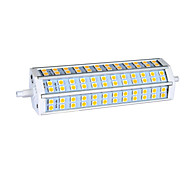 15W R7S LED Corn Lights T 72 SMD 5050 950lm lm Warm White AC 85-265 V