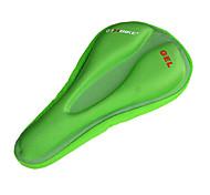 INBIKE Silica Gel Green Cycling Saddle Cover