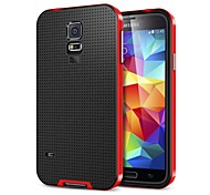2-in-1 Armor Frame Protection Sleeve TPU and PC Case for Samsung Galaxy S5 I9600 (Assorted Colors)