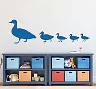 JiuBai™ Duck Wall Sticker Wall Decal
