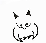 Cartoon Owl Reflective Stickers Can Be Used for Mazda