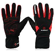 Glove Cycling / Bike All / Men's Full-finger Gloves Windproof / Anti-skidding / Keep Warm / Wearproof / Shockproof / BreathableAutumn /