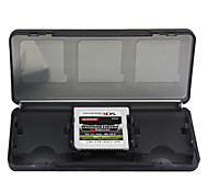 6-In-1 Storage Game Card Cases for 3DSLL
