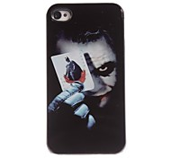 Joker Design Aluminum Hard Case for iPhone 4/4S