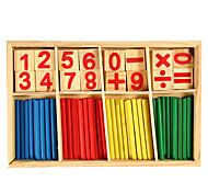 giocattoli educativi numero bastone matematica