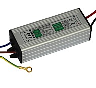 JIAWEN® 20W 600mA Led Power Supply Led Constant Current Driver Power Source (DC 12-24V Input / DC 30-36V Output)
