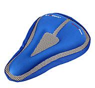INBIKE One Line Sunk Inner Triangle Memory Sponge Blue Super Soft Cycling Saddle Cover