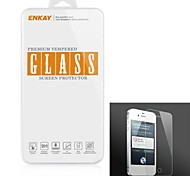 ENKAY 2PCS  0.26mm 9H 2.5D Explosion-Proof Tempered Glass Screen Protector for iPhone 4/4S