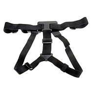 NEW-OEM Gopro-Ass.HTL-308A Chest Body Strap for GoPro Hero3+/3/2/1, with 3-way Adjustment Base