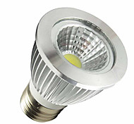 LOHAS E26/E27 6 W 1 High Power LED 450-500 LM Warm White MR16 Dimmable Spot Lights AC 100-240 V