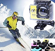 "sj4000 1.5 ""tft 12,0 mp 2/3"" CMOS 1080p full hd sport all'aperto videocamera digitale batteria w / 2 pz"