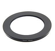 eoscn 72 milímetros anel conversão de 52 milímetros