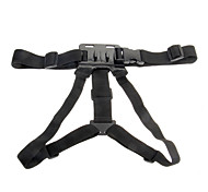 NEW-OEM Gopro-Ass.HTL-310B Chest Body Strap for GoPro Hero3+/3/2/1, with 3-way Adjustment Base,with Storage Bag
