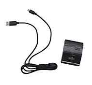 USB LED-Netzteil-Adapterkabel Ladestation Dockingstation für PSP Go-Konsole