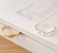Lureme®Fashion Irregular Bow Ring(Assorted Color)