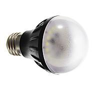 E26/E27 5 W 18 SMD 2835 360-400 LM Warm White / Cool White A60(A19) Decorative Globe Bulbs AC 220-240 V
