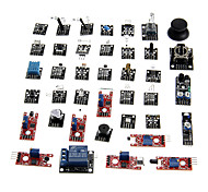 KT0012 37-in-1 Sensor Module Kit for Arduino (Works with Official Arduino Boards)