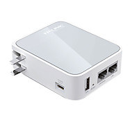 TP-LINK TL-WR720N Wifi 3G Portable USB Charger  AP  Mini Router