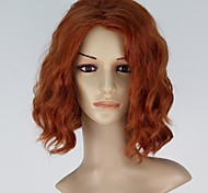 Cosplay Wigs Super Heroes Movie Cosplay Brown Solid Wig Halloween / Christmas / New Year Female