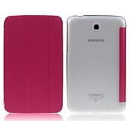 Cubierta protectora del caso Enkay para Samsung Galaxy Tab 7.0 3 T210 / T211 / P3200