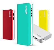 Ifans el-pb-12 10000mAh batteria esterna per iphone4 / 4s / 5 / 5s / htc / samsung galaxy e altri dispositivi mobili