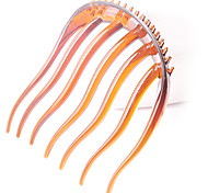 o volume quente insere Bumpits cabelo grampo de cabelo rabo de cavalo bouffantes pente bun fabricante