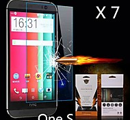 Ultimate Shock Absorption Screen Protector for HTC One S (7PCS)